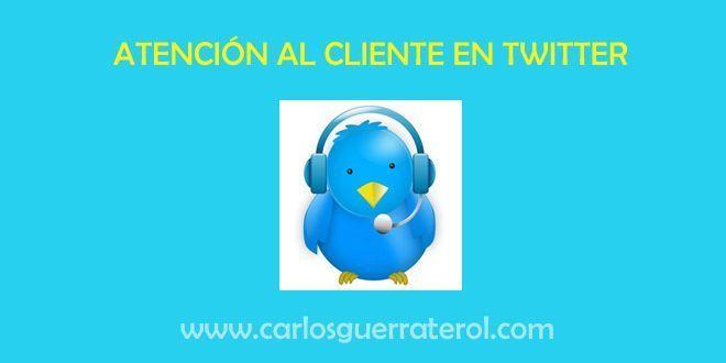 ¿Por Qué Elegir Twitter Como Servicio De Atención Al Cliente?