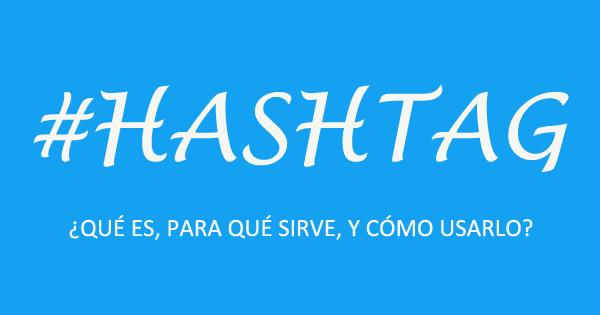 Hashtag-redes-sociales