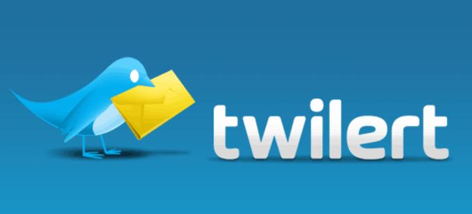 Twilert - logo
