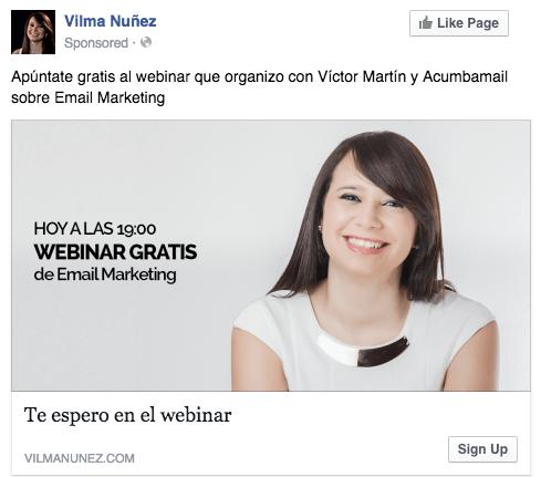 anuncio-patrocinado-facebook-webinar-vilma-nunez