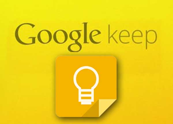 google keep-logo