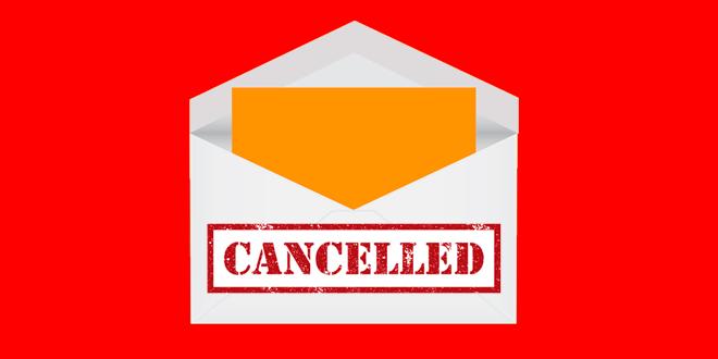 7 Razones Principales Para Darse De Baja En Una Lista Email