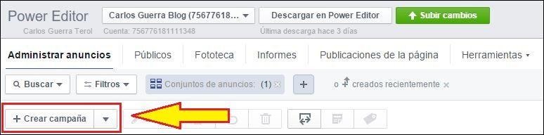 Crear-Campaña-Anuncio-Instagram-Power-Editor-Facebook
