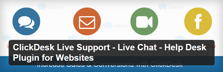 ClickDesk Live Support - Logo