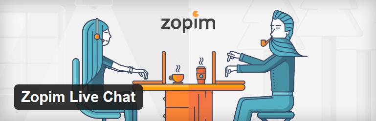 Zopim Live Chat - Logo