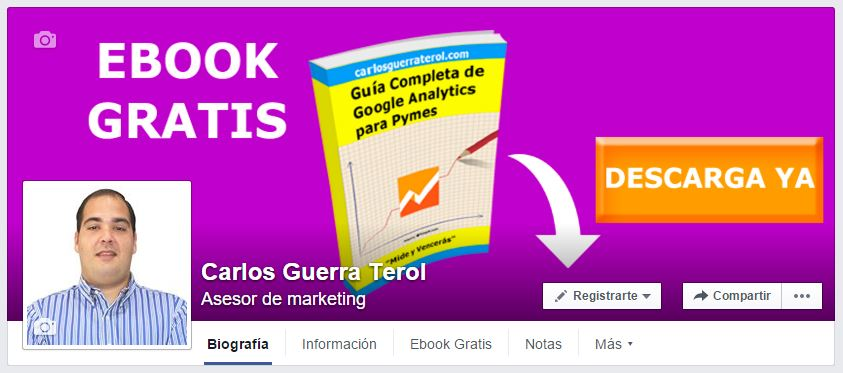 Portada Facebook Ebook
