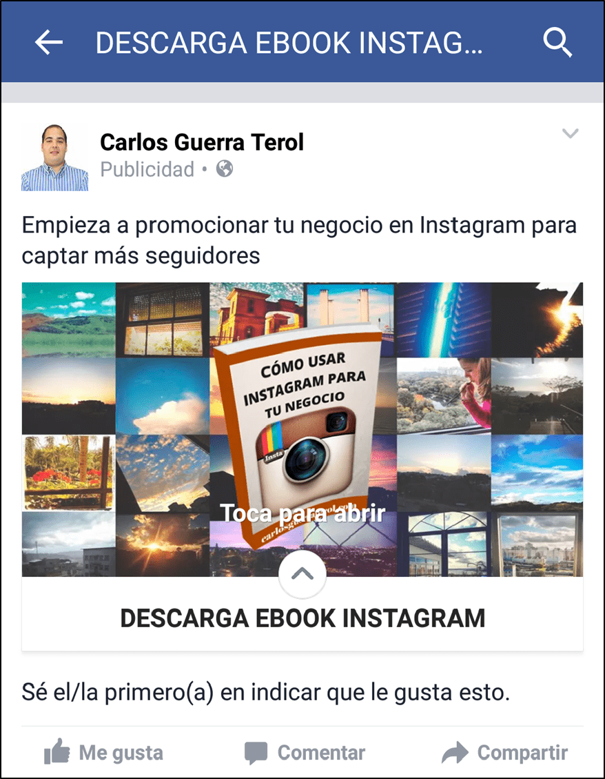 Facebook-Canvas-Anuncio-Publicidad