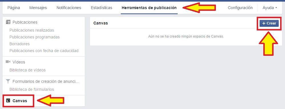 Facebook-Herramientas-Publicacion-Canvas