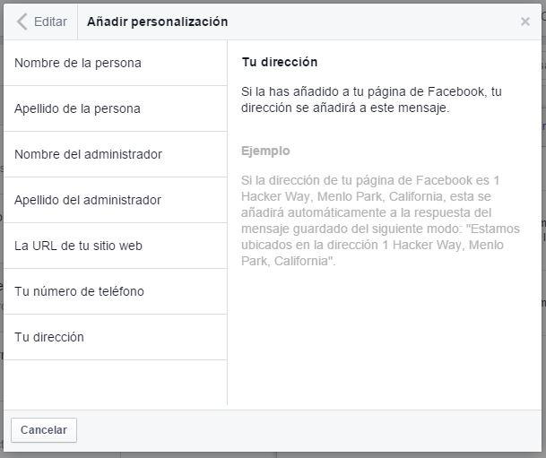 personalizar-respuestas-guardadas-facebook-messenger