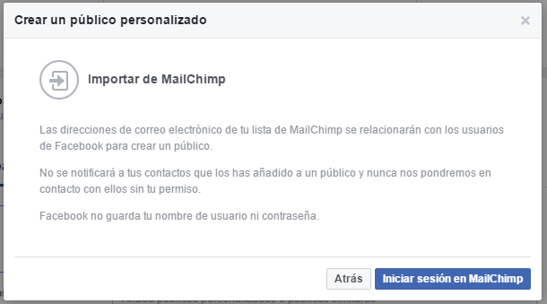 publico-personalizado-facebook-clientes-mailchimp